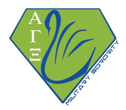 Alpha Gamma XI Military Sorority Logo
